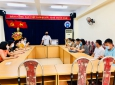 Cơ quan Liên minh HTX tỉnh Yên Bái quyên góp ủng hộ phòng, chống dịch Covd-19