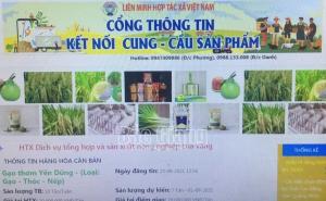 Bắc Giang: Kết nối đưa sản phẩm OCOP lên trang thương mại điện tử