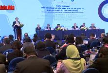 Diễn đàn pháp lý Liên minh HTX quốc tế khu vực châu Á - Thái Bình Dương