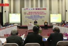 Tổ chức Hợp tác nông dân châu Á bàn thảo về tác động của biến đổi khí hậu
