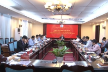 Hội nghị giao ban tháng 02 và triển khai công tác tháng 3 năm 2019