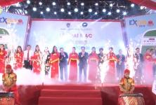 Phó Thủ tướng Vương Đình Huệ cắt băng khai mạc Hội chợ Xúc tiến thương mại HTX năm 2019