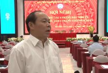 Phỏng vấn Chủ tịch Nguyễn Ngọc Bảo tại hội nghị BCH LMHTXVN tại Sơn La năm 2019