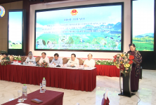 Hội thảo cấp quốc gia: Phát triển nguồn nhân lực chất lượng cao vùng đồng bào dân tộc thiểu số & miền núi trong lĩnh vực nông nghiệp, xây dựng NTM và giảm nghèo bền vững