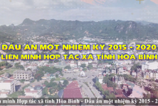 Liên minh Hợp tác xã Hòa Bình - Dấu ấn một nhiệm kỳ 2015 -2020
