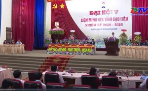 Đại hội Liên minh HTX tỉnh Bạc Liêu lần thứ V, nhiệm kỳ 2020 - 2025