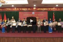 Chủ tịch Nguyễn Ngọc Bảo chủ trì Hội nghị tổng kết cơ quan Liên minh HTX Việt Nam
