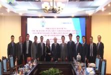 Chủ tịch Nguyễn Ngọc Bảo tiếp và làm việc với Chủ tịch Tập đoàn Tài chính Nonghyup- Hàn Quốc