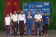 Thành lập Hợp tác xã bò sữa Bến Tre – 22/6/2019
