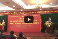 Hội nghị đánh giá KTHT, HTX và Lễ kỷ niệm 25 năm thành lập VCA
