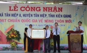 5 năm nông thôn mới Kiên Giang: Thành quả bước đầu