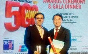 Saigon Co.op lọt vào Top 200 nhà bán lẻ hàng đầu khu vực Châu Á – Thái Bình Dương