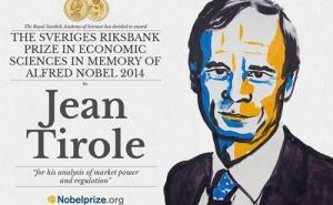 Giải Nobel Kinh tế 2014 thuộc về giáo sư người Pháp