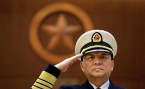 Tư lệnh hải quân Trung Quốc tới Trường Sa