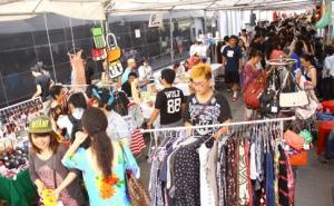 Kinh doanh chợ phiên Sài Gòn kiếm trăm triệu một ngày