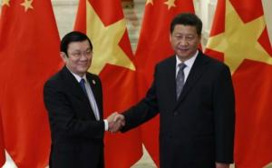 Việt - Trung gặp thượng đỉnh