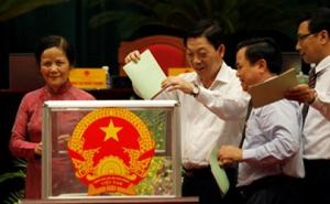 Hà Nội: Thôi chức nếu có 2/3 số phiếu tín nhiệm thấp