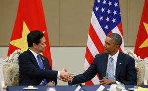Tổng thống Obama: Việt - Mỹ ngày càng gắn kết