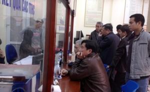 Hà Nội: Dân sẽ đánh giá thái độ phục vụ của cán bộ, công chức
