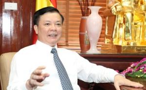 Ông Đinh Tiến Dũng làm Bộ trưởng Tài chính