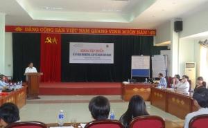 Đoàn chuyên gia phát triển HTX Thái Lan thămvà làm việc với 12 HTX mô hình điểm tại miền Trung