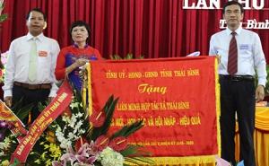 Đại hội lần thứ V Liên minh HTX tỉnh Thái Bình: Bước chuyển mới tiếp tục phát triển HTX