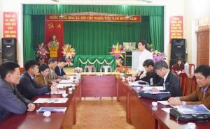 VCA: Làm việc tại Tuyên Quang triển khai Đề án Chuỗi